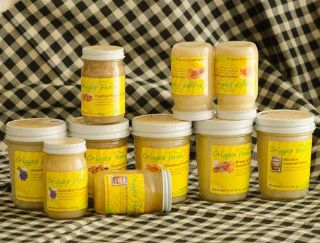 Picture of Bourbon Creamed Honey
