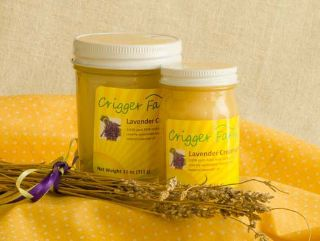 Picture of Lavender Creamed Honey
